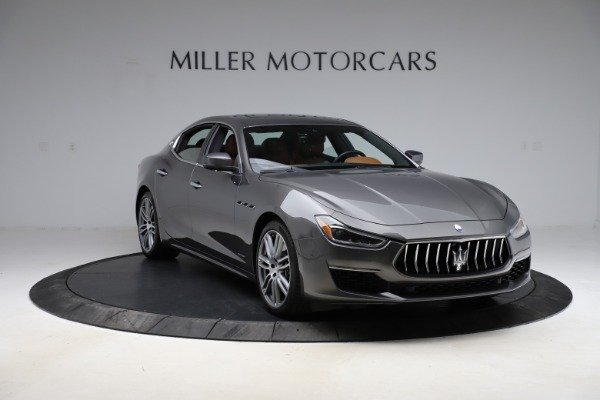 Used 2018 Maserati Ghibli SQ4 GranLusso for sale Call for price at Alfa Romeo of Greenwich in Greenwich CT 06830 11
