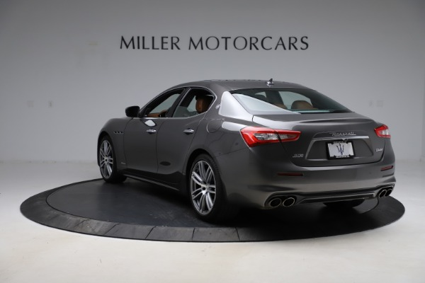 Used 2018 Maserati Ghibli SQ4 GranLusso for sale Call for price at Alfa Romeo of Greenwich in Greenwich CT 06830 5