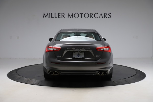 Used 2018 Maserati Ghibli SQ4 GranLusso for sale Call for price at Alfa Romeo of Greenwich in Greenwich CT 06830 6