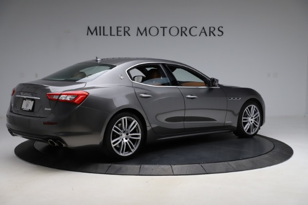 Used 2018 Maserati Ghibli SQ4 GranLusso for sale Call for price at Alfa Romeo of Greenwich in Greenwich CT 06830 8