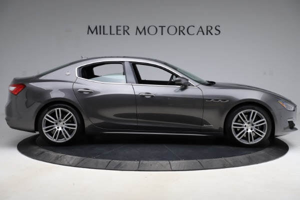 Used 2018 Maserati Ghibli SQ4 GranLusso for sale Call for price at Alfa Romeo of Greenwich in Greenwich CT 06830 9