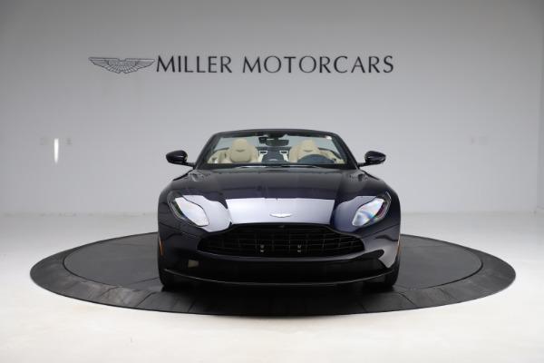 New 2021 Aston Martin DB11 Volante Convertible for sale $274,916 at Alfa Romeo of Greenwich in Greenwich CT 06830 11