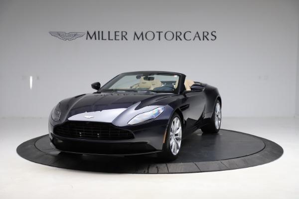 New 2021 Aston Martin DB11 Volante Convertible for sale $274,916 at Alfa Romeo of Greenwich in Greenwich CT 06830 12