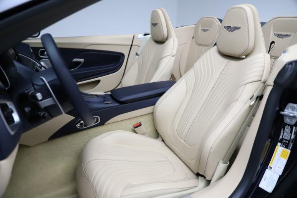 New 2021 Aston Martin DB11 Volante Convertible for sale $274,916 at Alfa Romeo of Greenwich in Greenwich CT 06830 15