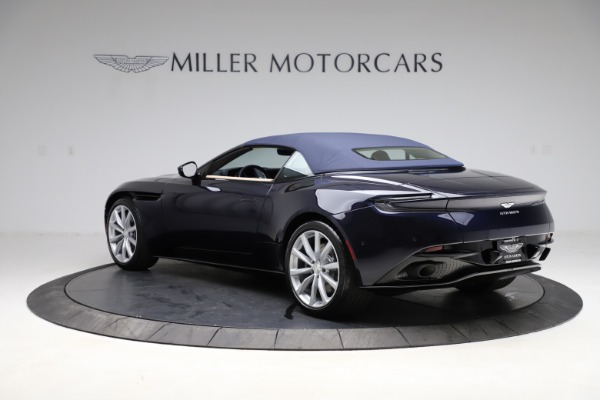 New 2021 Aston Martin DB11 Volante Convertible for sale $274,916 at Alfa Romeo of Greenwich in Greenwich CT 06830 24