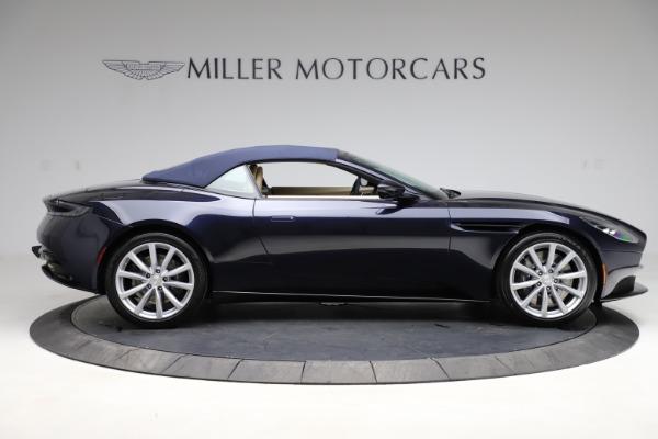 New 2021 Aston Martin DB11 Volante Convertible for sale $274,916 at Alfa Romeo of Greenwich in Greenwich CT 06830 26