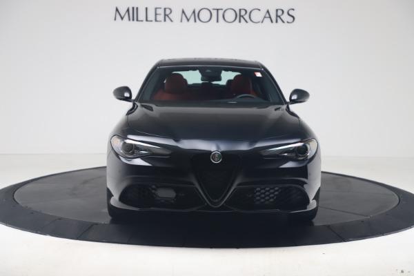 New 2021 Alfa Romeo Giulia Ti Sport Q4 for sale $56,300 at Alfa Romeo of Greenwich in Greenwich CT 06830 12