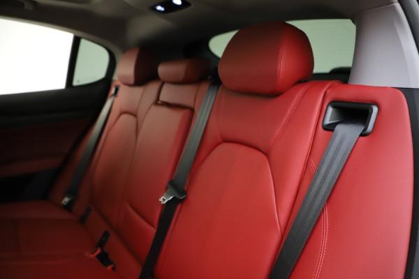 New 2021 Alfa Romeo Stelvio Q4 for sale $48,645 at Alfa Romeo of Greenwich in Greenwich CT 06830 17