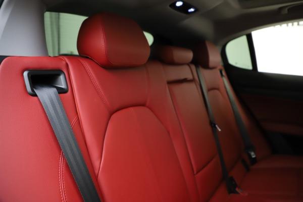 New 2021 Alfa Romeo Stelvio Q4 for sale $48,645 at Alfa Romeo of Greenwich in Greenwich CT 06830 25