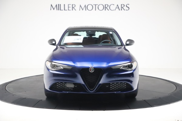New 2021 Alfa Romeo Giulia Ti Q4 for sale $51,100 at Alfa Romeo of Greenwich in Greenwich CT 06830 12