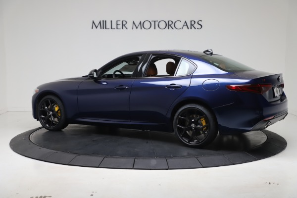 New 2021 Alfa Romeo Giulia Ti Q4 for sale $51,100 at Alfa Romeo of Greenwich in Greenwich CT 06830 4