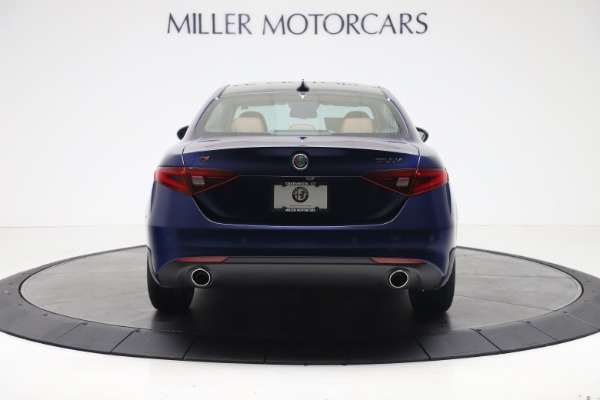 New 2021 Alfa Romeo Giulia Ti Q4 for sale $51,100 at Alfa Romeo of Greenwich in Greenwich CT 06830 6
