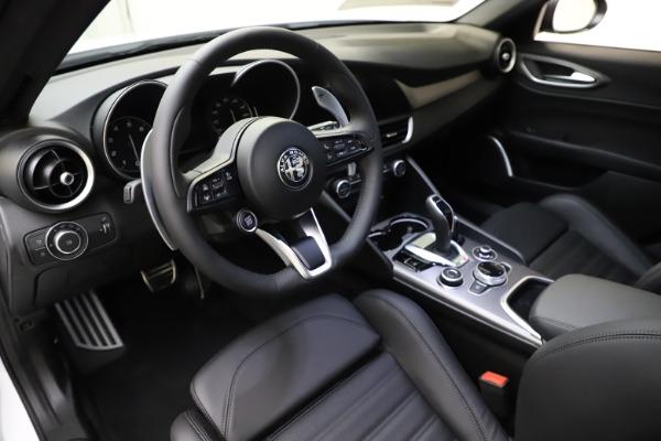 New 2021 Alfa Romeo Giulia Ti Sport for sale $52,940 at Alfa Romeo of Greenwich in Greenwich CT 06830 13