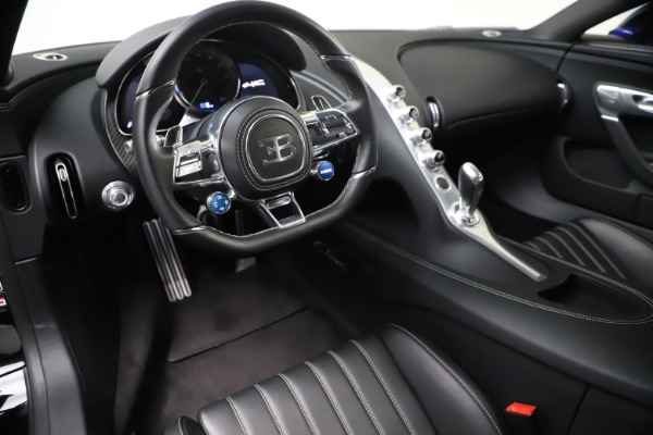 Used 2018 Bugatti Chiron for sale Sold at Alfa Romeo of Greenwich in Greenwich CT 06830 16