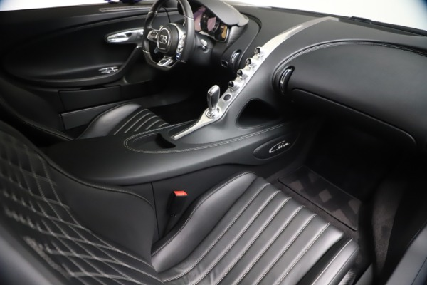 Used 2018 Bugatti Chiron for sale Sold at Alfa Romeo of Greenwich in Greenwich CT 06830 19