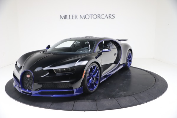 Used 2018 Bugatti Chiron for sale Sold at Alfa Romeo of Greenwich in Greenwich CT 06830 2