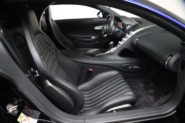 Used 2018 Bugatti Chiron for sale Sold at Alfa Romeo of Greenwich in Greenwich CT 06830 20