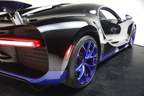 Used 2018 Bugatti Chiron for sale Sold at Alfa Romeo of Greenwich in Greenwich CT 06830 24