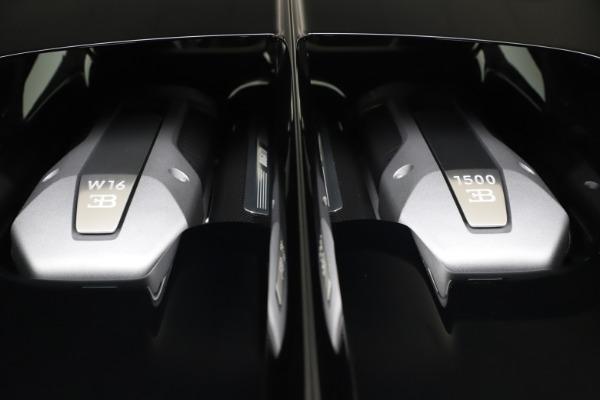 Used 2018 Bugatti Chiron for sale Sold at Alfa Romeo of Greenwich in Greenwich CT 06830 27