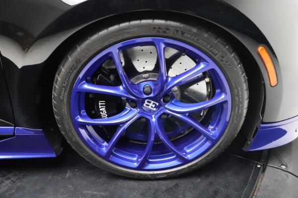 Used 2018 Bugatti Chiron for sale Sold at Alfa Romeo of Greenwich in Greenwich CT 06830 28