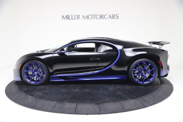 Used 2018 Bugatti Chiron for sale Sold at Alfa Romeo of Greenwich in Greenwich CT 06830 3