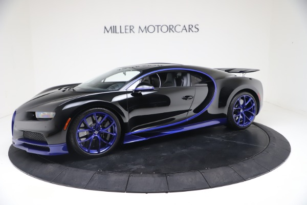 Used 2018 Bugatti Chiron for sale Sold at Alfa Romeo of Greenwich in Greenwich CT 06830 1