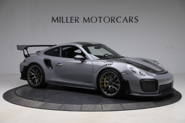 Used 2019 Porsche 911 GT2 RS for sale Sold at Alfa Romeo of Greenwich in Greenwich CT 06830 10