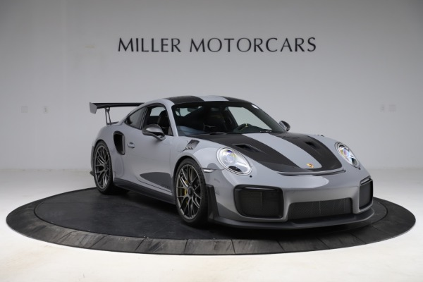 Used 2019 Porsche 911 GT2 RS for sale Sold at Alfa Romeo of Greenwich in Greenwich CT 06830 11
