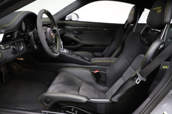 Used 2019 Porsche 911 GT2 RS for sale Sold at Alfa Romeo of Greenwich in Greenwich CT 06830 14