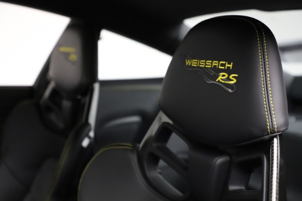 Used 2019 Porsche 911 GT2 RS for sale Sold at Alfa Romeo of Greenwich in Greenwich CT 06830 16