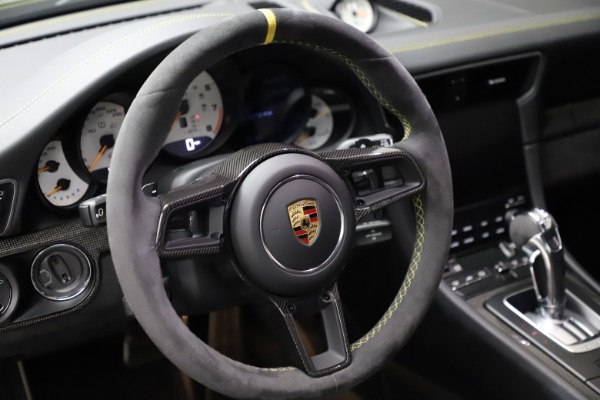 Used 2019 Porsche 911 GT2 RS for sale Sold at Alfa Romeo of Greenwich in Greenwich CT 06830 17