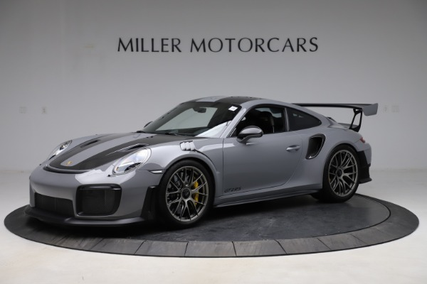 Used 2019 Porsche 911 GT2 RS for sale Sold at Alfa Romeo of Greenwich in Greenwich CT 06830 2