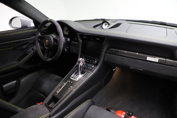 Used 2019 Porsche 911 GT2 RS for sale Sold at Alfa Romeo of Greenwich in Greenwich CT 06830 21