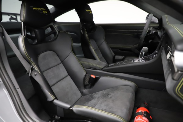 Used 2019 Porsche 911 GT2 RS for sale Sold at Alfa Romeo of Greenwich in Greenwich CT 06830 23