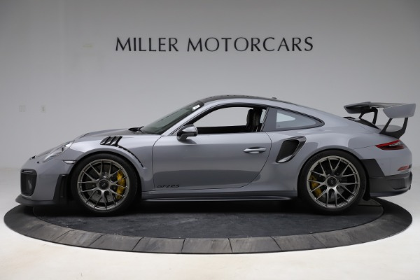 Used 2019 Porsche 911 GT2 RS for sale Sold at Alfa Romeo of Greenwich in Greenwich CT 06830 3