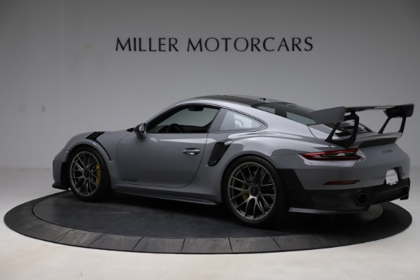 Used 2019 Porsche 911 GT2 RS for sale Sold at Alfa Romeo of Greenwich in Greenwich CT 06830 4