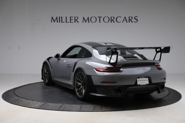 Used 2019 Porsche 911 GT2 RS for sale Sold at Alfa Romeo of Greenwich in Greenwich CT 06830 5