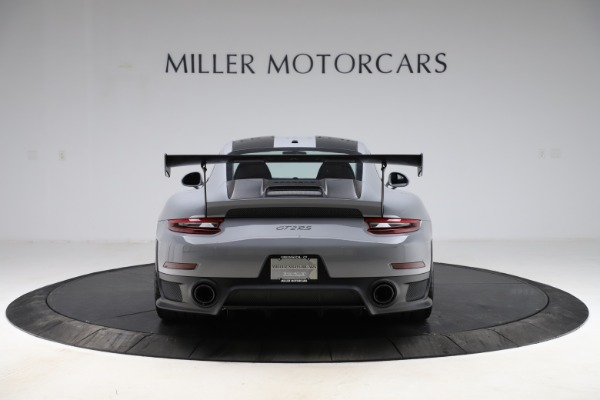 Used 2019 Porsche 911 GT2 RS for sale Sold at Alfa Romeo of Greenwich in Greenwich CT 06830 6