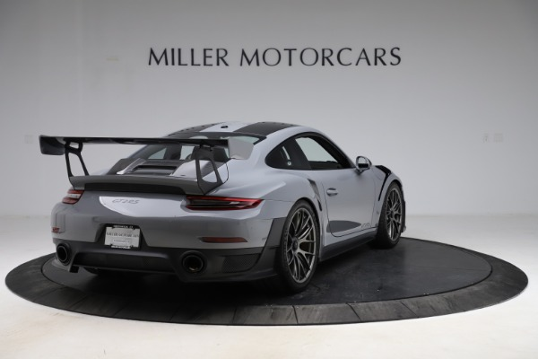 Used 2019 Porsche 911 GT2 RS for sale Sold at Alfa Romeo of Greenwich in Greenwich CT 06830 7