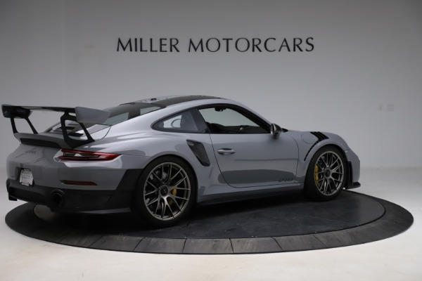 Used 2019 Porsche 911 GT2 RS for sale Sold at Alfa Romeo of Greenwich in Greenwich CT 06830 8