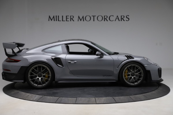 Used 2019 Porsche 911 GT2 RS for sale Sold at Alfa Romeo of Greenwich in Greenwich CT 06830 9