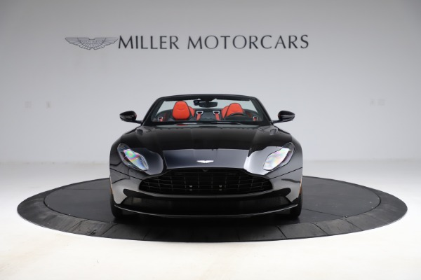 Used 2019 Aston Martin DB11 Volante Volante for sale $204,900 at Alfa Romeo of Greenwich in Greenwich CT 06830 11