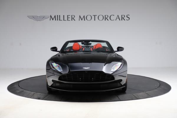 Used 2019 Aston Martin DB11 Volante for sale $209,990 at Alfa Romeo of Greenwich in Greenwich CT 06830 11