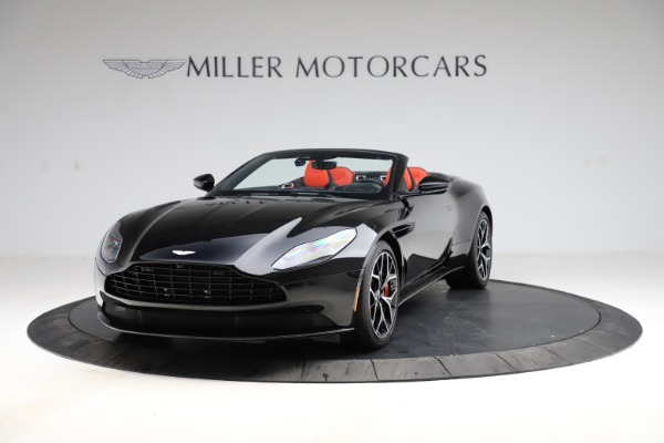 Used 2019 Aston Martin DB11 Volante Volante for sale $204,900 at Alfa Romeo of Greenwich in Greenwich CT 06830 12