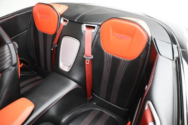 Used 2019 Aston Martin DB11 Volante for sale $209,990 at Alfa Romeo of Greenwich in Greenwich CT 06830 18