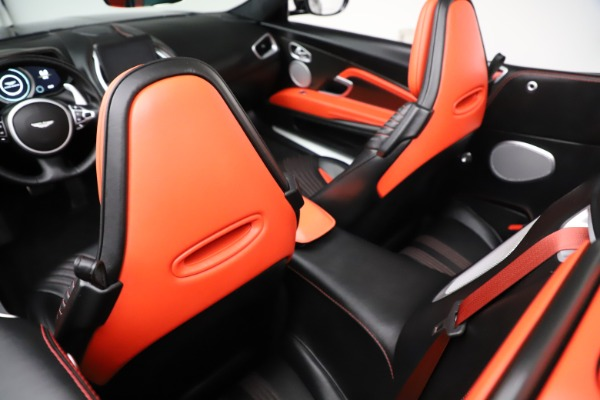 Used 2019 Aston Martin DB11 Volante Volante for sale $204,900 at Alfa Romeo of Greenwich in Greenwich CT 06830 19