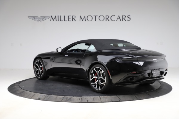 Used 2019 Aston Martin DB11 Volante Volante for sale $204,900 at Alfa Romeo of Greenwich in Greenwich CT 06830 25