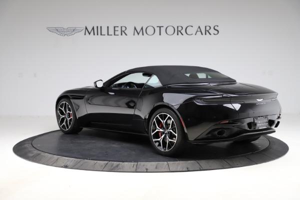 Used 2019 Aston Martin DB11 Volante for sale $209,990 at Alfa Romeo of Greenwich in Greenwich CT 06830 25