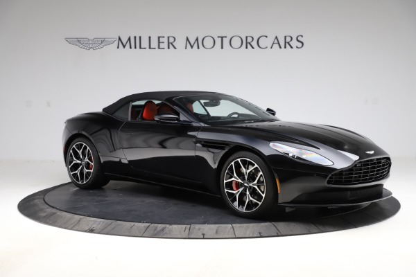 Used 2019 Aston Martin DB11 Volante Volante for sale $204,900 at Alfa Romeo of Greenwich in Greenwich CT 06830 28
