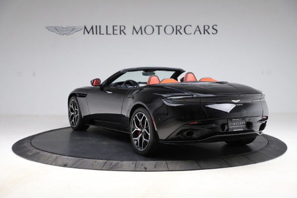 Used 2019 Aston Martin DB11 Volante Volante for sale $204,900 at Alfa Romeo of Greenwich in Greenwich CT 06830 4
